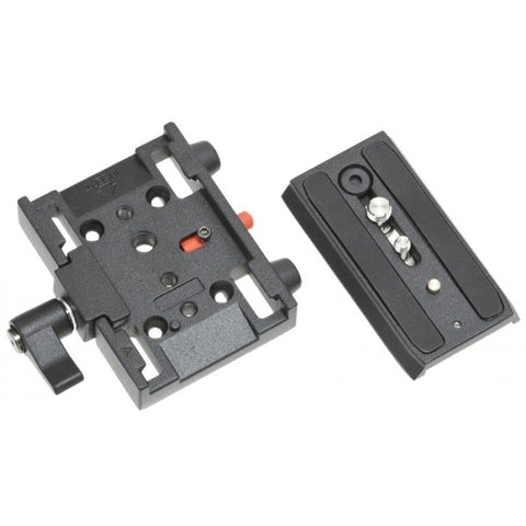 Studio-Assets Video Quick Release Adapter with Plate