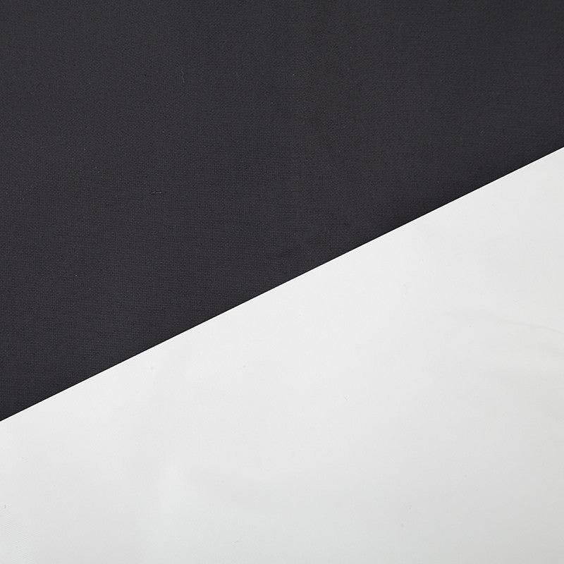 "Studio-Assets 55x78"" White/Black Fabric for Folding Light Panel"