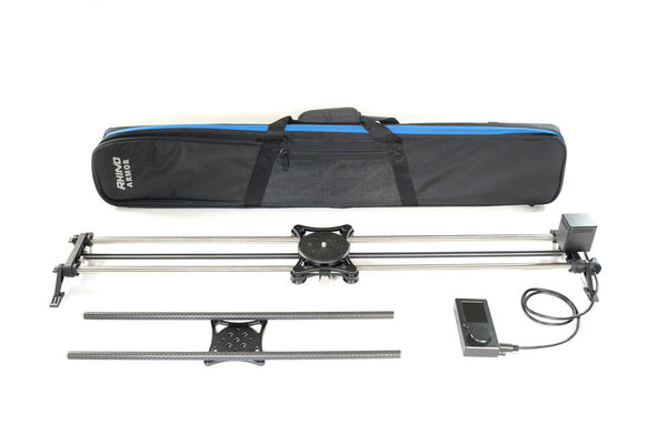 Rhino Motorized Studio Slider Bundle (SKU111) - Photo-Video - Rhino - Helix Camera