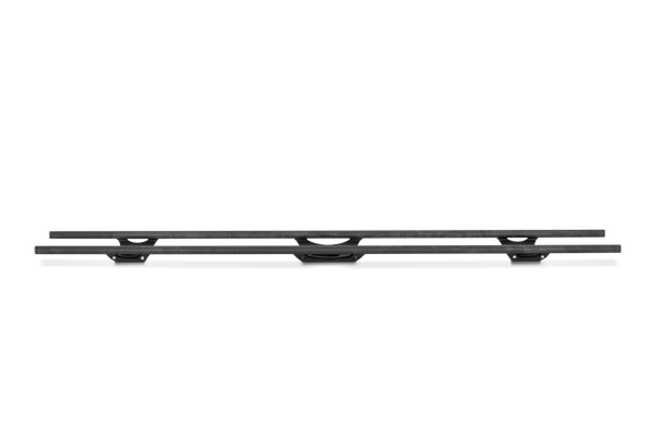 "Rhino Carbon 42"" Rails"