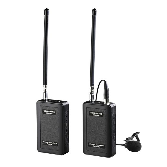 Saramonic SR-WM4C Wireless 4-Channel Lavalier Microphone System