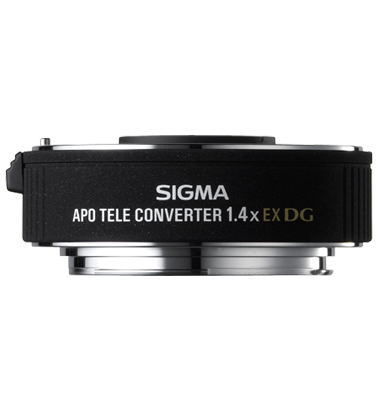 Sigma 1.4 X Teleconverter EX APO DG (Canon) - Photo-Video - Sigma - Helix Camera