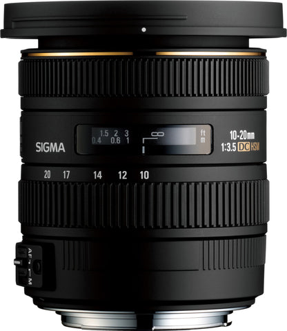 Sigma 10-20mm F3.5 EX DC HSM (Pentax) - Photo-Video - Sigma - Helix Camera
