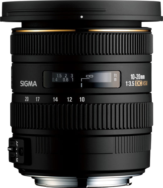 Sigma 10-20mm F3.5 EX DC HSM (Canon) - Photo-Video - Sigma - Helix Camera