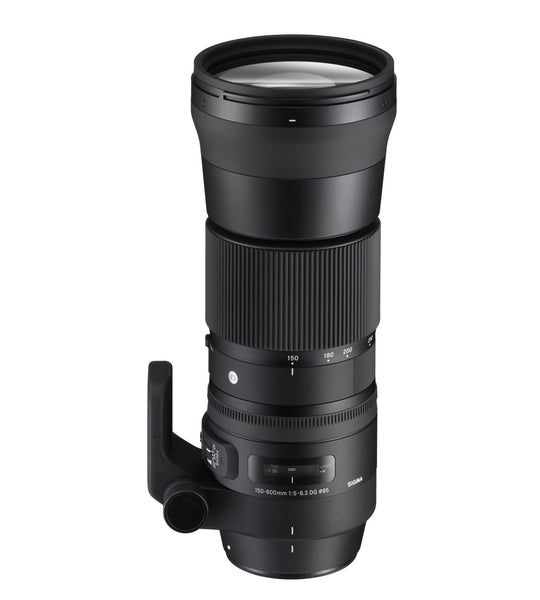 Sigma 150-600mm F5-6.3 CONTEMPORARY DG OS HSM (Canon) - Photo-Video - Sigma - Helix Camera