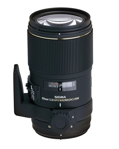 Sigma 150mm F2.8 EX APO DG HSM OS Macro (Canon) - Photo-Video - Sigma - Helix Camera