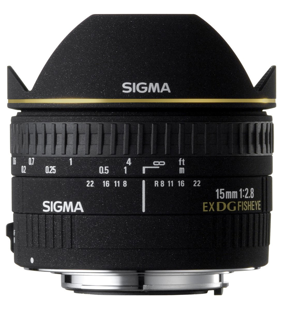 Sigma 15mm F2.8 EX DG Diagonal Fish-Eye (Canon)