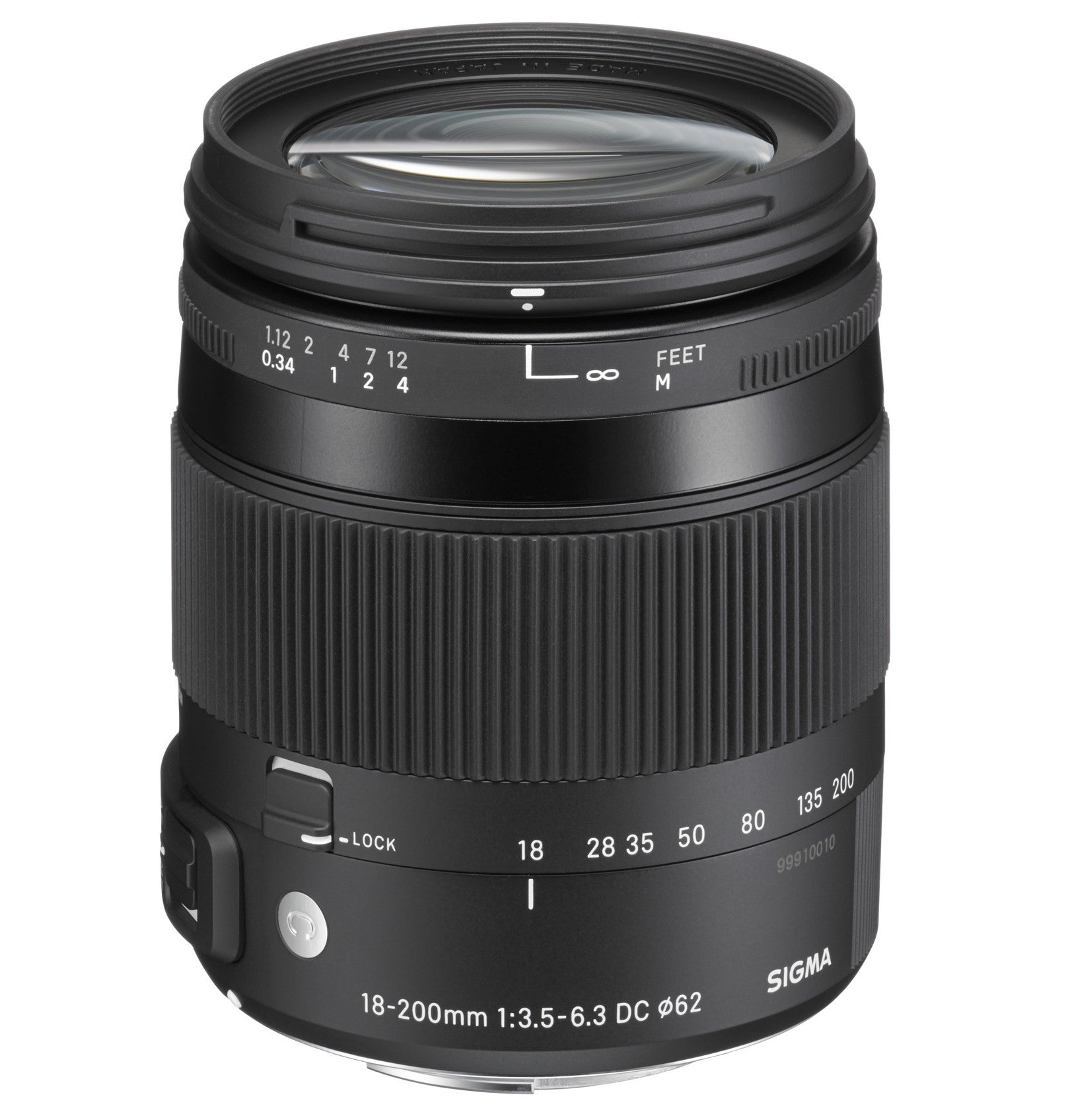 Sigma 18-200mm F3.5-6.3 CONTEMPORARY DC Macro OS HSM (Canon) - Photo-Video - Sigma - Helix Camera