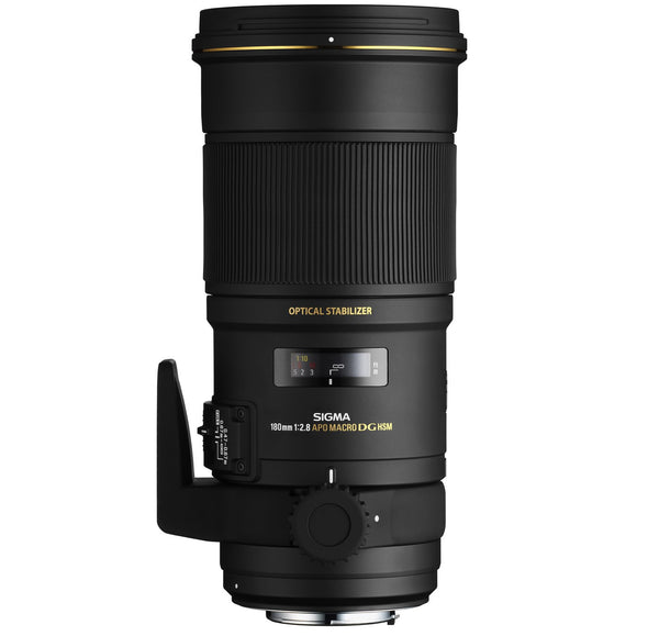 Sigma 180mm F2.8 EX APO DG HSM OS Macro (Sigma) - Photo-Video - Sigma - Helix Camera