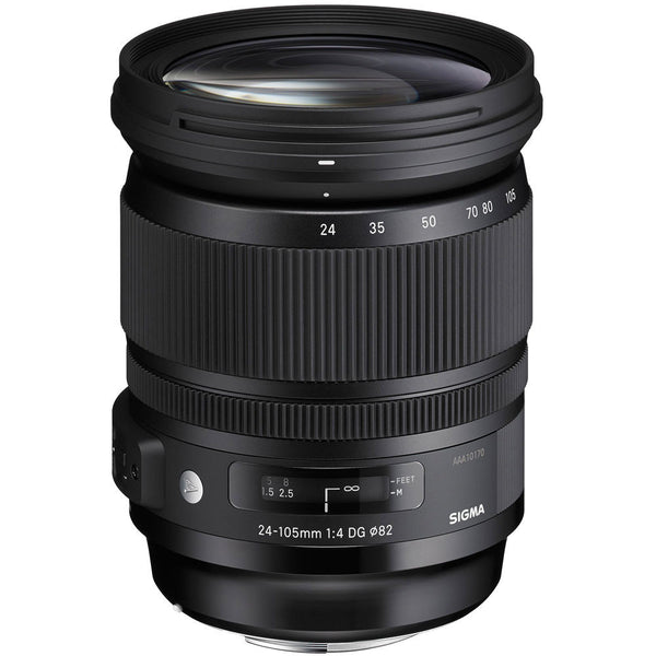 Sigma 24-105mm F4.0 ART DG OS HSM (Canon) - Photo-Video - Sigma - Helix Camera