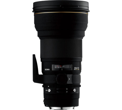 Sigma 300mm F2.8 EX APO DG HSM (Sigma) - Photo-Video - Sigma - Helix Camera