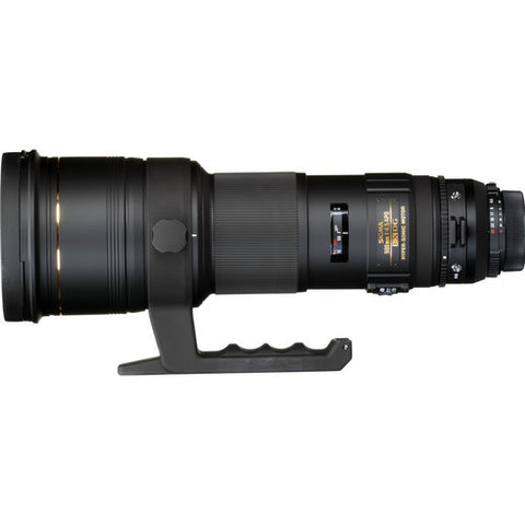 Sigma 500mm F4.5 EX DG APO HSM (Pentax) - Photo-Video - Sigma - Helix Camera