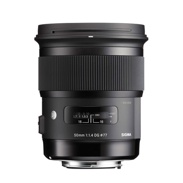 Sigma 50mm F1.4 ART DG HSM (Nikon) - Photo-Video - Sigma - Helix Camera