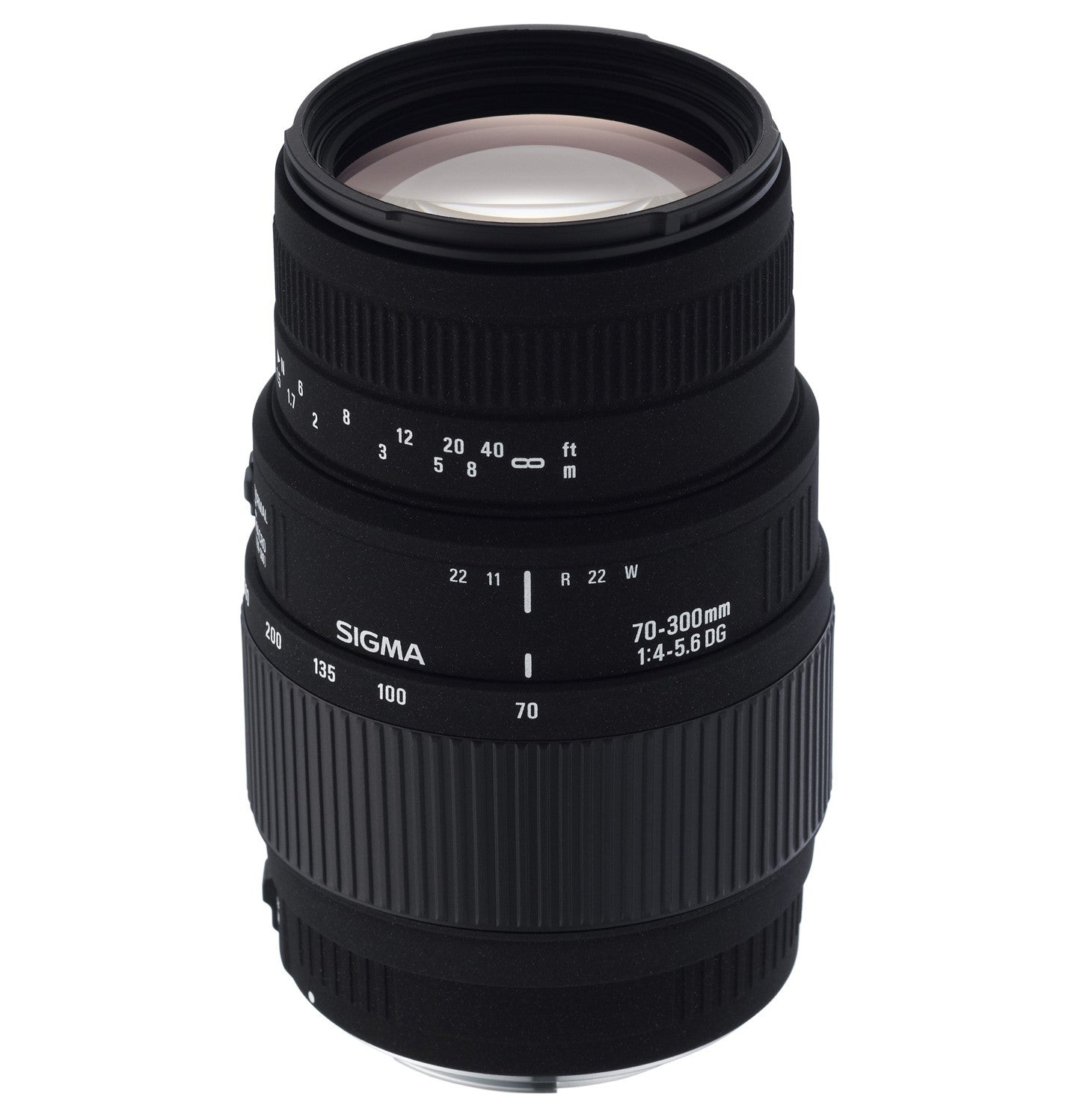 Sigma 70-300mm F4-5.6 DL-M DG (Canon)