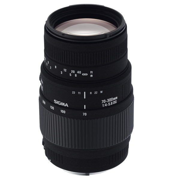 Sigma 70-300mm F4-5.6 DL-M DG (Motorized) (Nikon) - Photo-Video - Sigma - Helix Camera