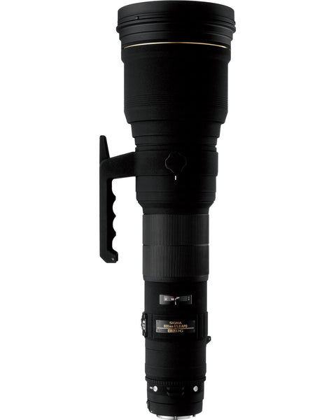 Sigma 800mm F5.6 EX APO DG HSM (Sigma) - Photo-Video - Sigma - Helix Camera