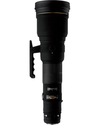 Sigma 800mm F5.6 EX APO DG HSM (Nikon) - Photo-Video - Sigma - Helix Camera