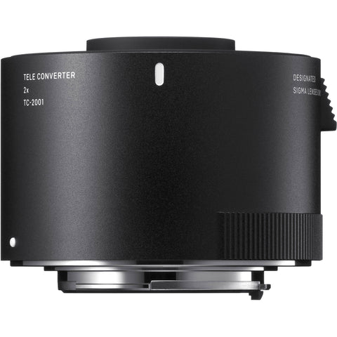 Sigma 2.0 X Teleconverter TC-2001 (only for SGV Lenses) (Nikon) - Photo-Video - Sigma - Helix Camera