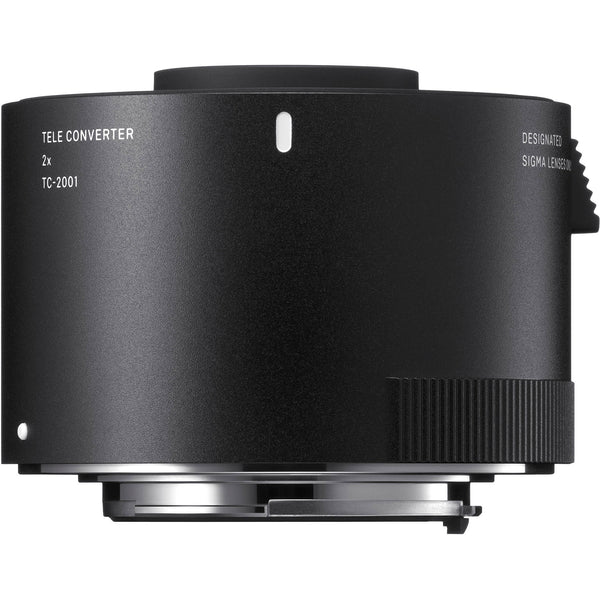 Sigma 2.0 X Teleconverter TC-2001 (only for SGV Lenses) (Canon) - Photo-Video - Sigma - Helix Camera