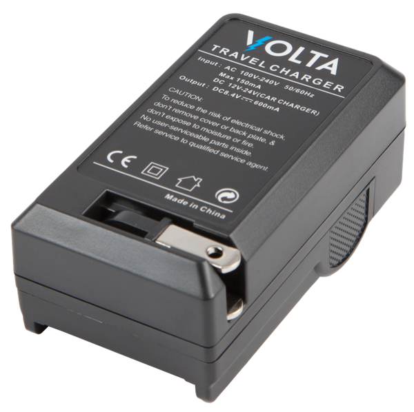 Volta NP-F Single Charger