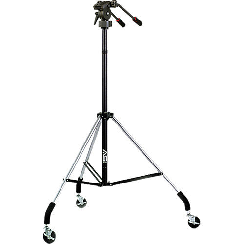 Smith Victor Dollypod V Wheeled tripod with Pro-5 2-way head (700000)