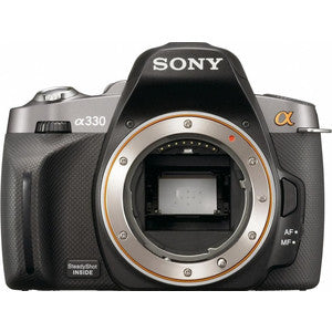 Used Sony a330 DSLR Camera Body
