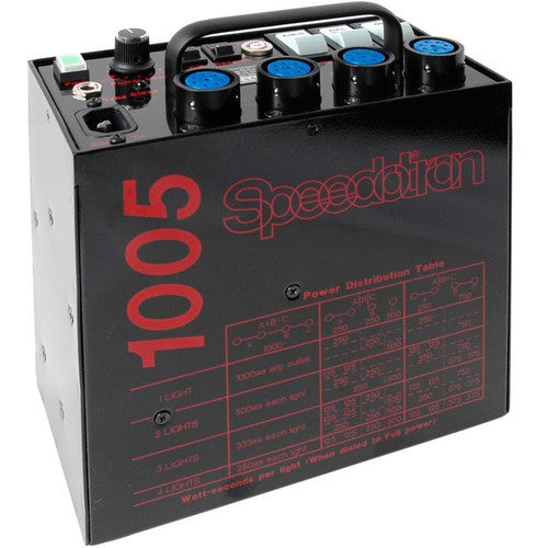 Speedotron 1005 Power Supply (120VAC)-Speedotron - Lighting-Studio - Speedotron - Helix Camera