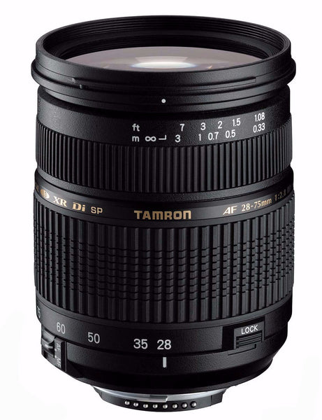 Used Tamron 28-75mm F2.8 Lens - Canon Mount