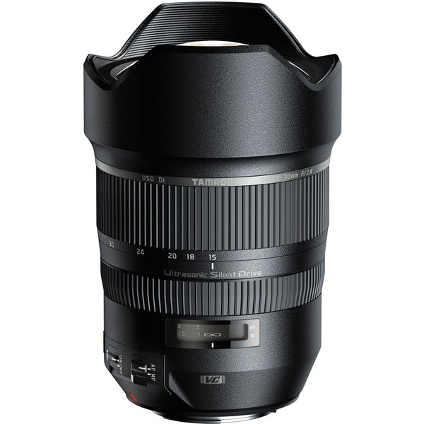 Tamron SP 15-30mm F2.8 VC Canon Mount - Photo-Video - Tamron - Helix Camera