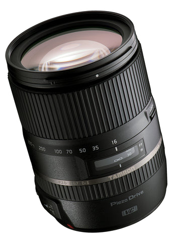 Tamron 16-300mm F3.5-6.3 Di II VC PZD - Canon Mount - Photo-Video - Tamron - Helix Camera