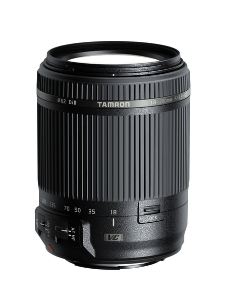 Tamron 18-200mm  F3.5-6.3 Di II VC - Canon Mount - Photo-Video - Tamron - Helix Camera