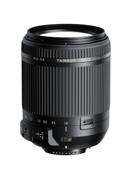 Tamron 18-200mm  F3.5-6.3 Di II VC - Nikon Mount - Photo-Video - Tamron - Helix Camera
