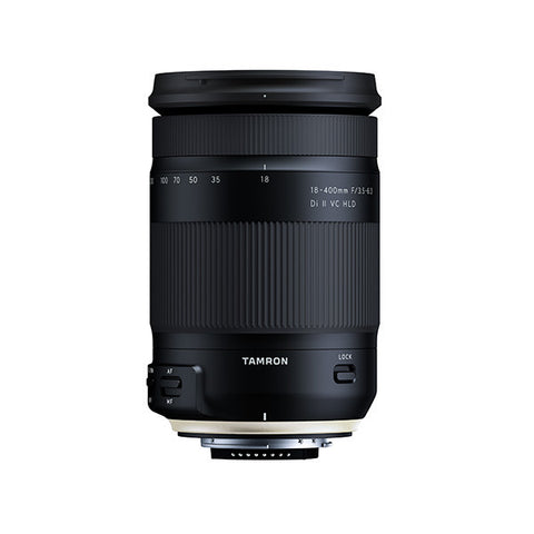 Tamron 18-400mm F/3.5-6.3 Di II VC HLD - Nikon Mount (PRE-ORDER) - Photo-Video - Tamron - Helix Camera
