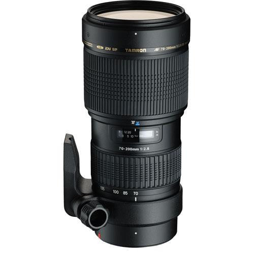 Tamron Pentax SP 70-200mm F/2.8 Di LD (IF) Macro w/ hood and case AF001P700