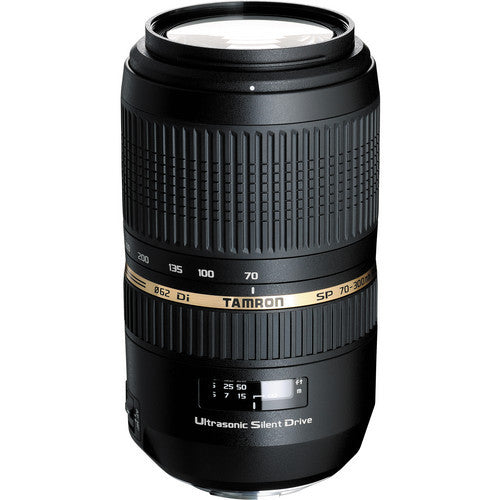 Tamron Sony SP 70-300mm F/4-5.6 Di USD w/ hood AFA005S700 - Photo-Video - Tamron - Helix Camera