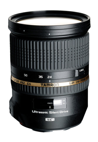 Tamron SP 24-70mm F2.8 Di VC Canon Mount - Photo-Video - Tamron - Helix Camera