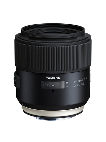 Tamron SP 85mm f1.8 Di VC USD - Sony A-Mount