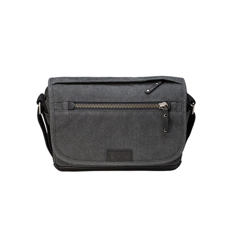 Tenba Cooper 8 Messenger Bag (Grey) - Photo-Video - Tenba - Helix Camera