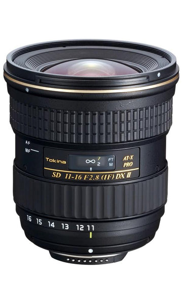 Tokina 11-16mm F/2.8 AF-II Super-Wide Lens for Nikon w/motor - Photo-Video - Tokina - Helix Camera