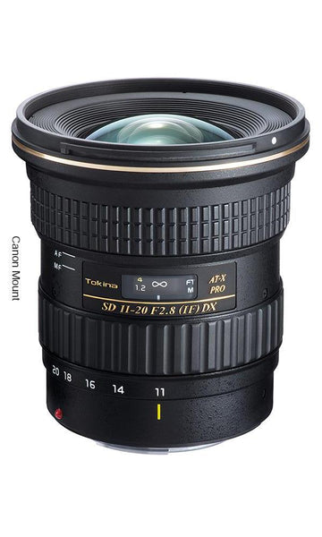 Tokina 11-20MM F/2.8 PRO DIGITAL CANON - Photo-Video - Tokina - Helix Camera
