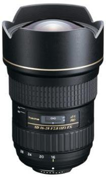 Tokina 16-28MM F/2.8 FX LENS FOR CANON