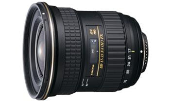 Tokina 17-35MM F/4 FX LENS FOR NIKON