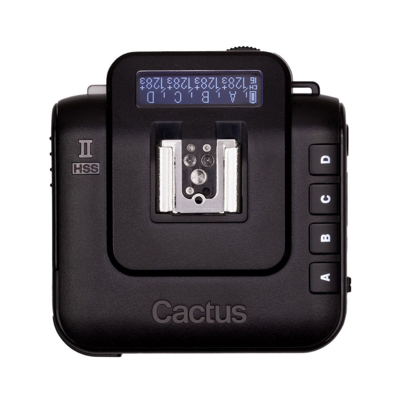 Cactus Wireless HHS Flash Transceiver V6 II