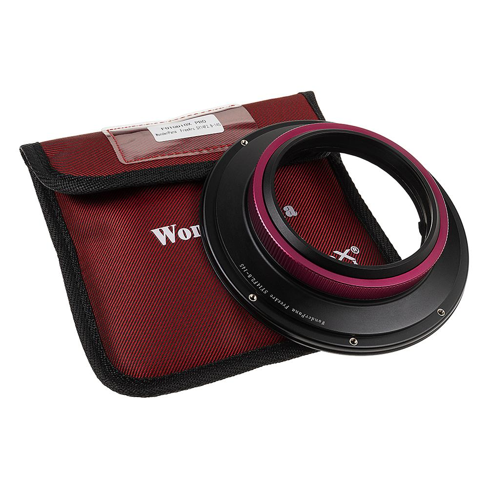 Fotodiox WonderPana 145 Core Filter Holder Compatible with Rokinon / Samyang AF 14mm f/2.8 RF & FE Lenses - Ultra Wide Angle Lens Filter Adapter