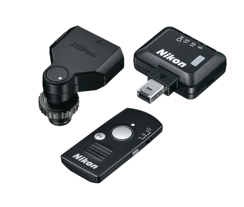 Nikon WR-R10/WR-T10/WR-A10 Wireless Remote Adapter Set
