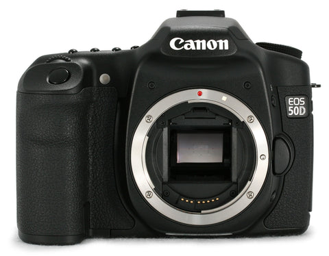 Used Canon EOS 50D DSLR Body