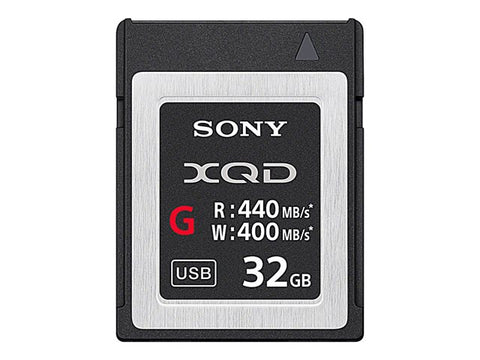 Sony G Series XQD - 32GB