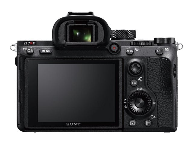 Sony a7r III Mirrorless Camera Body Only