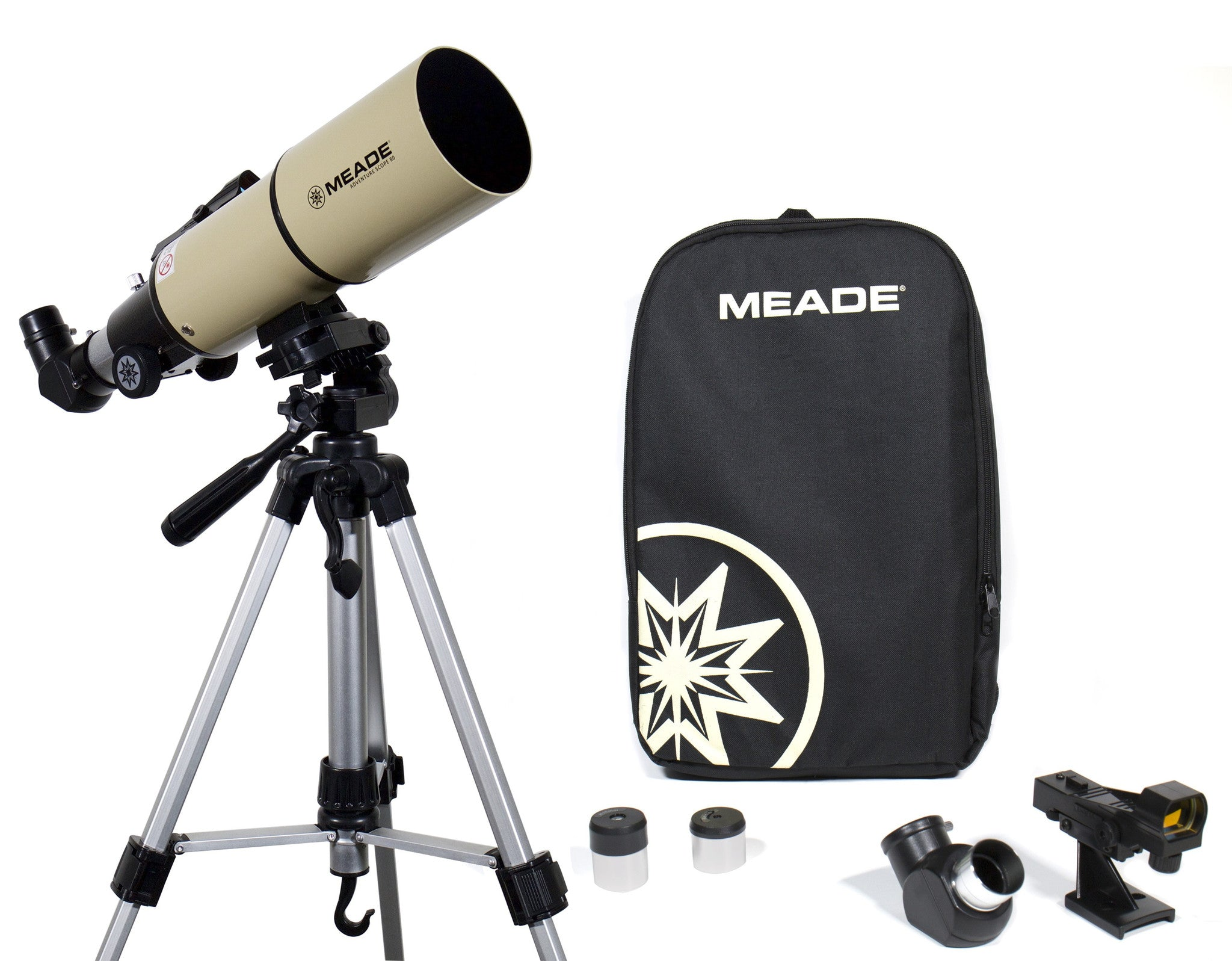 Meade Adventure Scope 80mm - Telescopes - Meade - Helix Camera