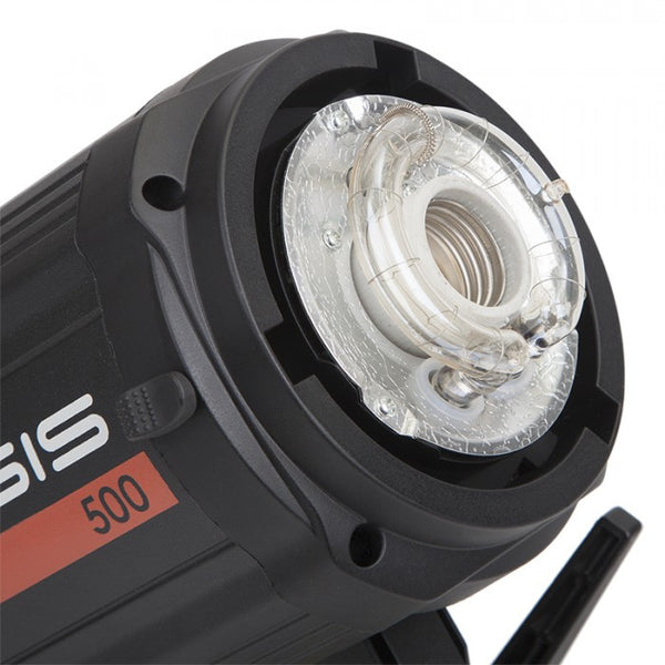 Asis 500 Replacement Flash Tube - Lighting-Studio - Asis - Helix Camera